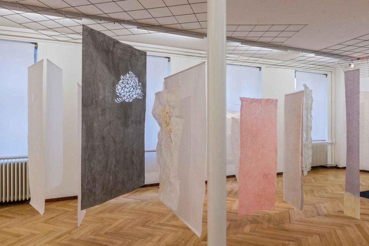 Marianne Vogler Ausstellungen